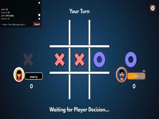 Tic Tac Toe (with friends) screenshot 5