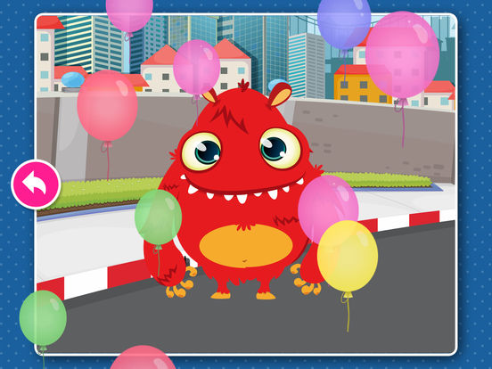 Monster Puzzle Games: Toddler Kids Learning Apps screenshot 9