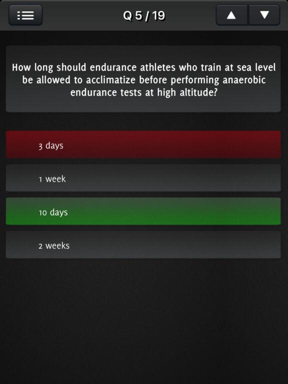 CSCS Strength Exam Prep screenshot 7