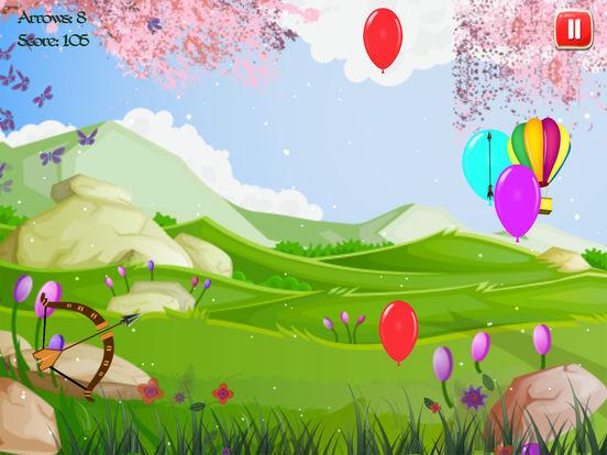 Archery Balloon Pop : Kids Shooting Fun 2017 screenshot 6