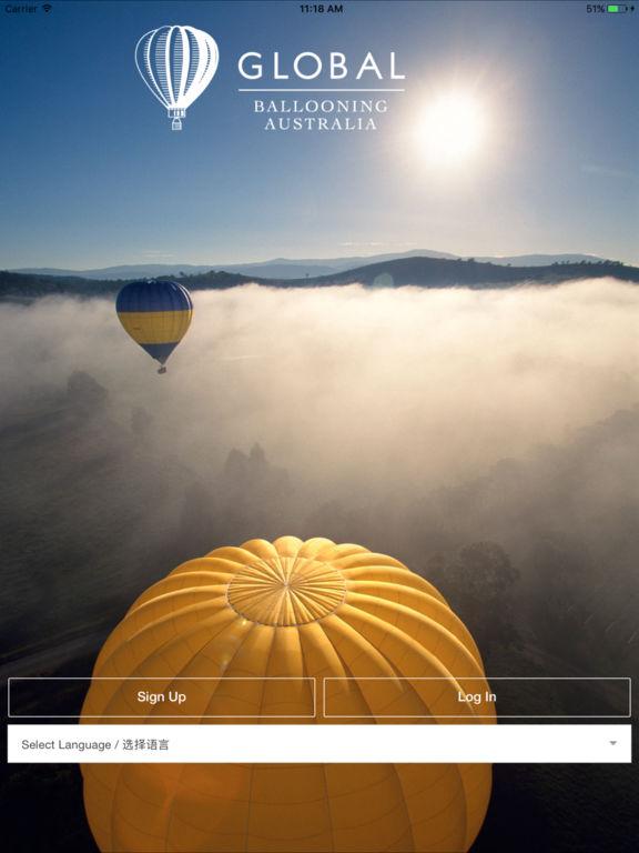 Global Ballooning Australia screenshot 4