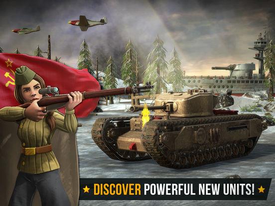 Battle Islands: Commanders screenshot 9