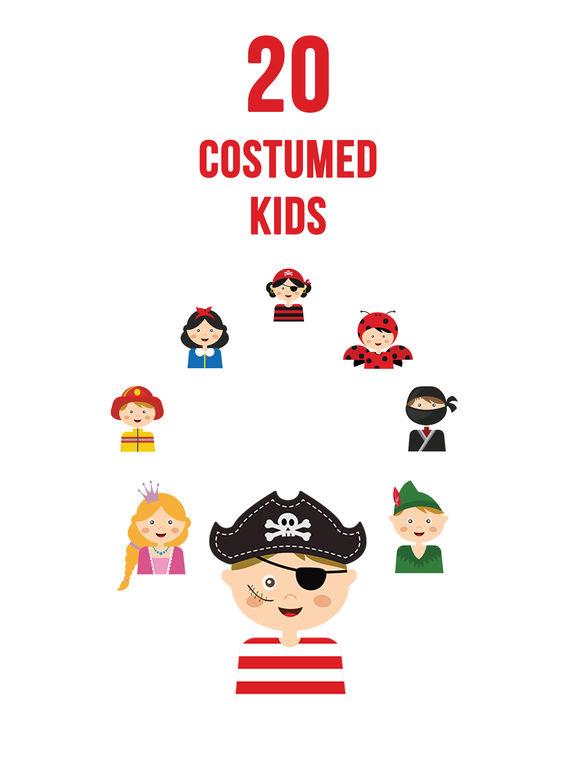 Costumed Kids screenshot 6