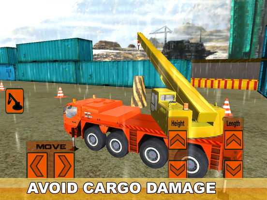 Loader Crane Simulator : Super Challeng-ing drive screenshot 8