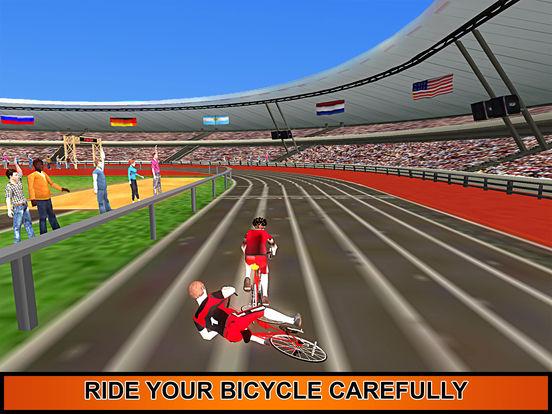 Stickman Cycling Race screenshot 6