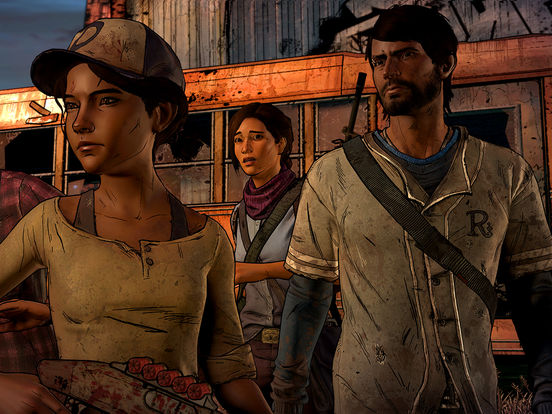 The Walking Dead: A New Frontier screenshot #4