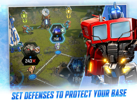 TRANSFORMERS: Forged to Fight screenshot 10