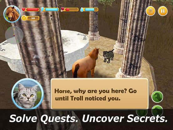 Magic Horse Quest Full screenshot 6