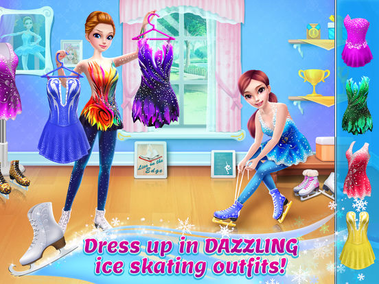Ice Skating Ballerina screenshot 6