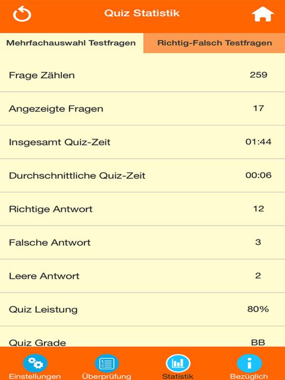 Der Chemie Quiz screenshot 8