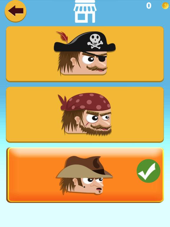 Crazy Pirate Cannon Combat - crazy gun battle screenshot 4