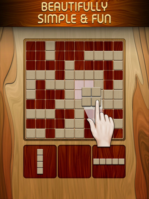 Woody Block Puzzle  ™ screenshot 6