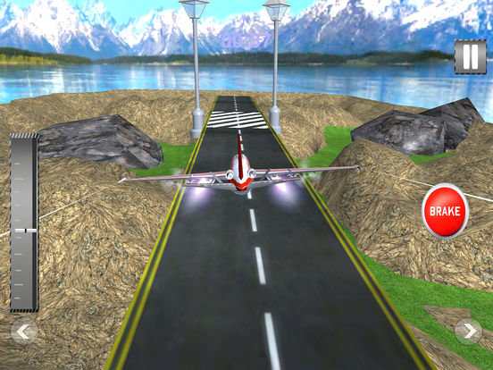 Airspin Aeroplane Adventure : Real Sky flight Sim screenshot 5