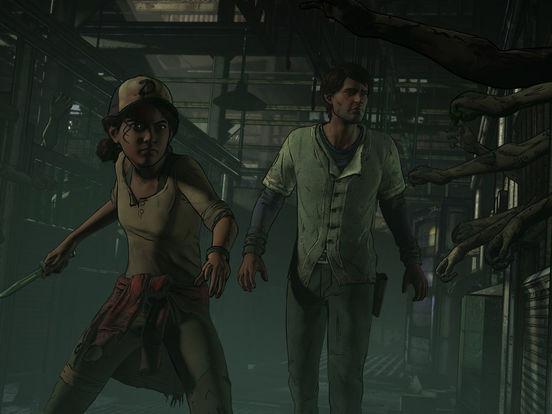 The Walking Dead: A New Frontier screenshot #1