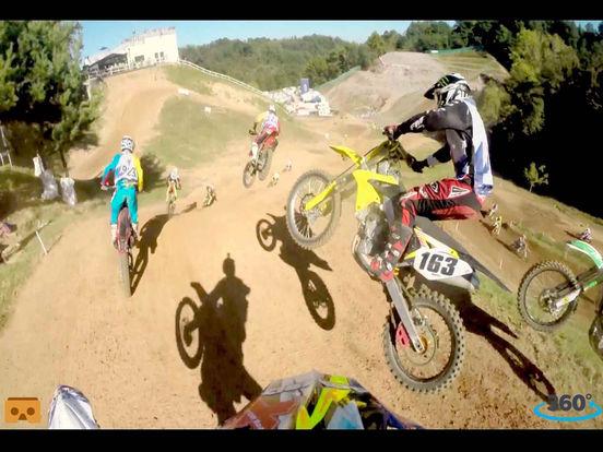 VR Demolition Derby Racing with Google Cardboard screenshot 4