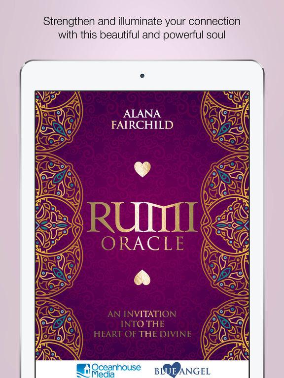 Rumi Oracle - Alana Fairchild screenshot 6