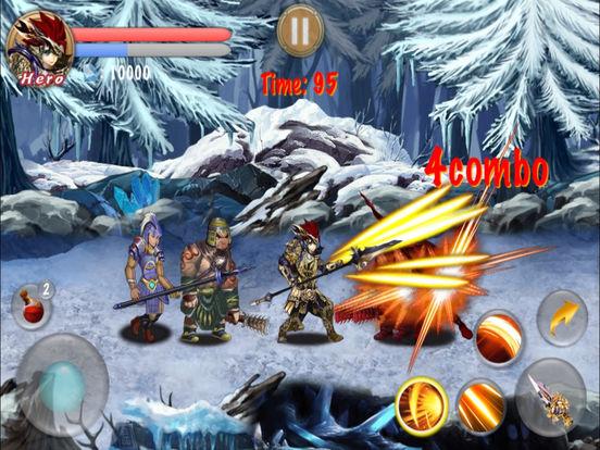 RPG-Shadow Sword. screenshot 10