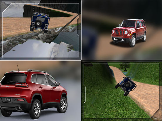 Mountain Jeep Parking : Off-Road Crazy Drifting 3D screenshot 8