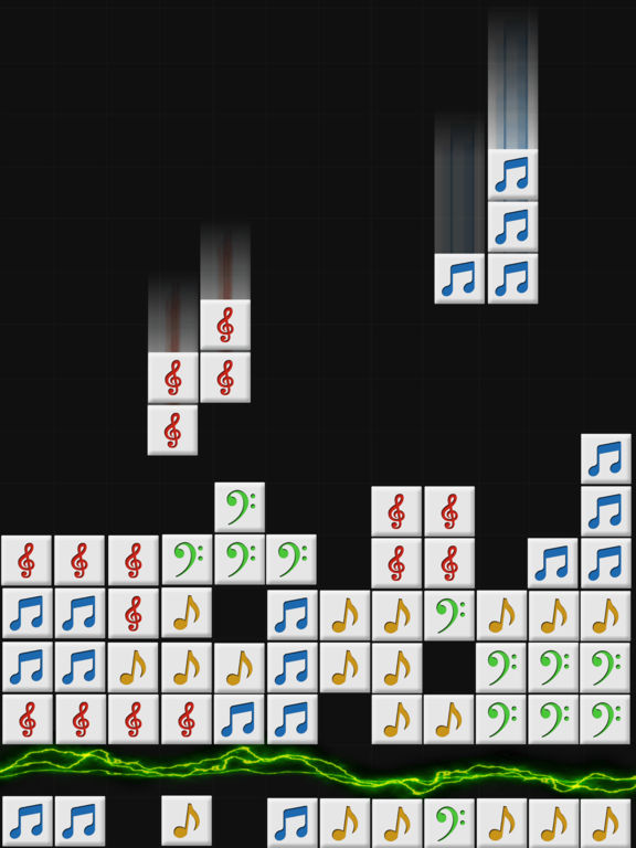 Music Tile Fall Blitz screenshot 3