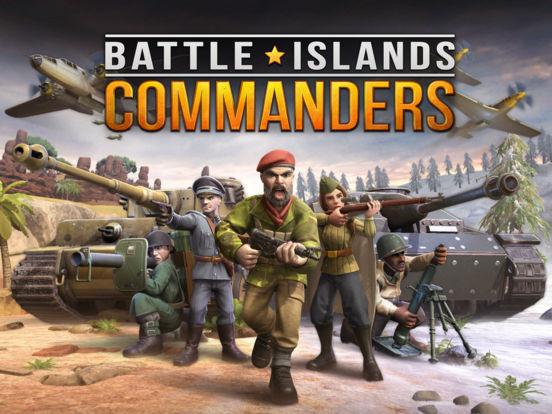 Battle Islands: Commanders screenshot 10