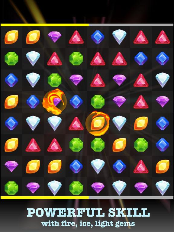 Jewel Blitz (Watch & Phone) screenshot 6