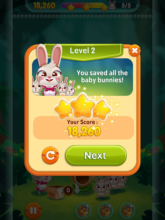 Bunny Pop! screenshot 9