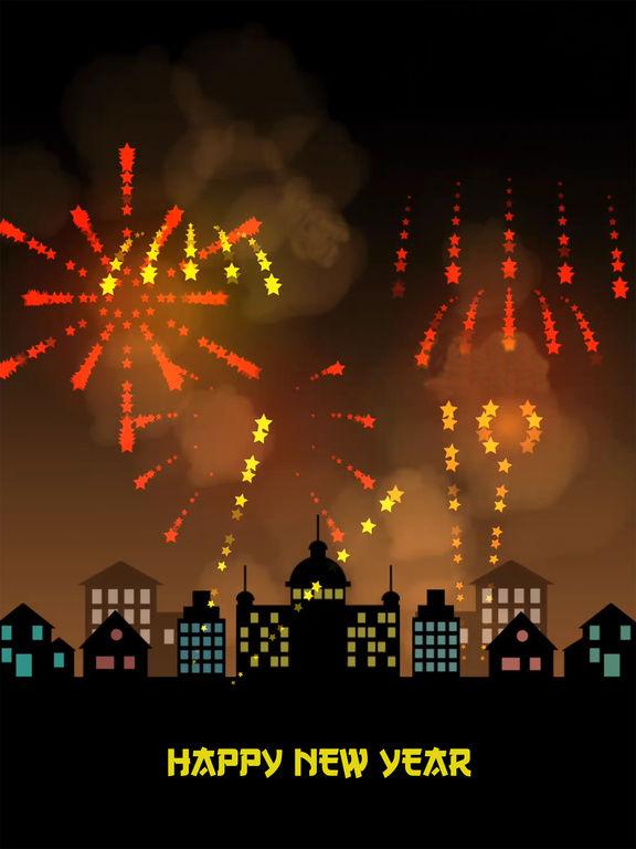 Happy Fireworks Game New Year screenshot 6