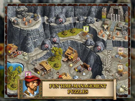 Adelantado. 4 Aztec skulls screenshot 10