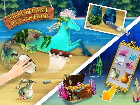Princess Gloria Horse Club 2 - No Ads screenshot 7