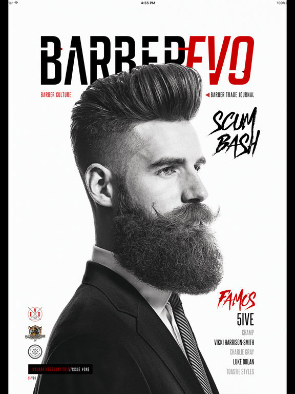Barber Evo Magazine screenshot 6