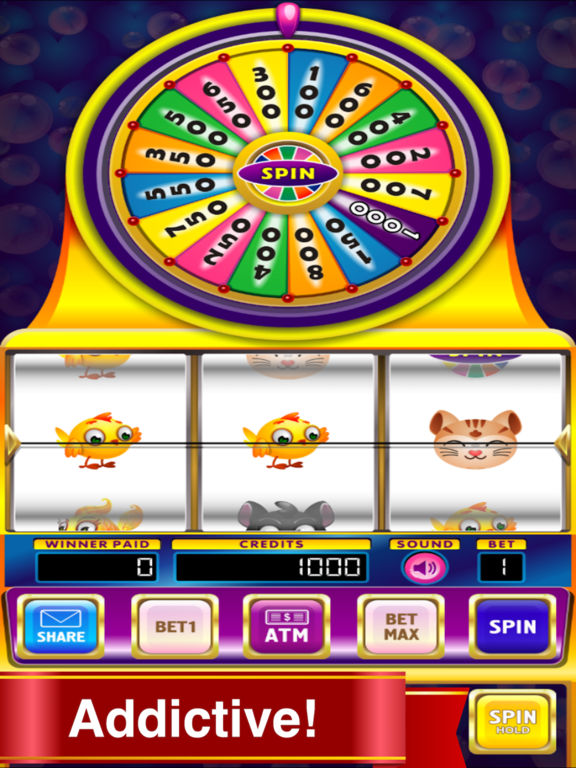 Kitty Slots - Hit Jackpot or Miss Slot Machine screenshot 2