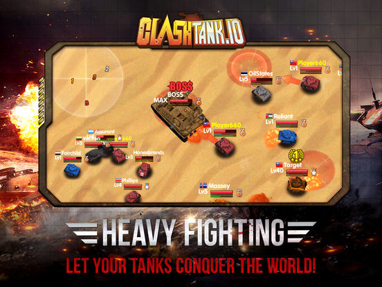 Clash Tank.io screenshot 10