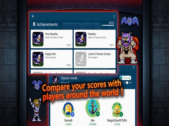 Ghosts'n Goblins MOBILE screenshot #4