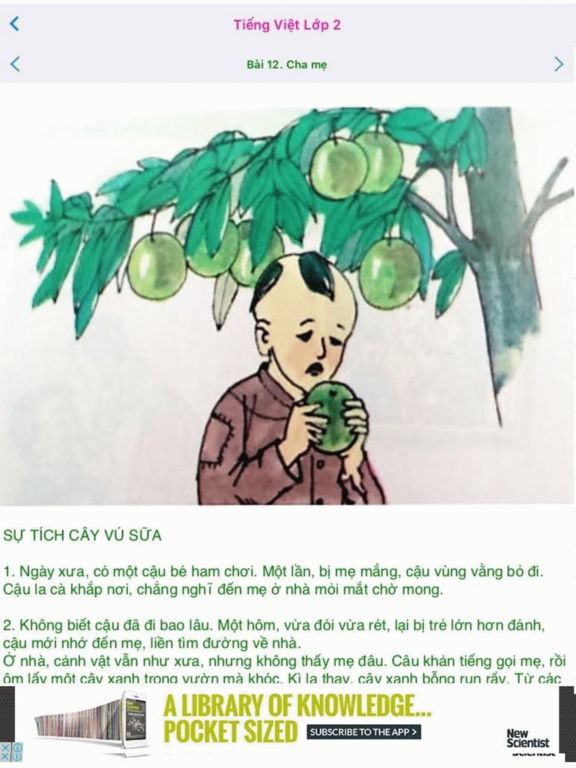 Tieng Viet 2 screenshot 4
