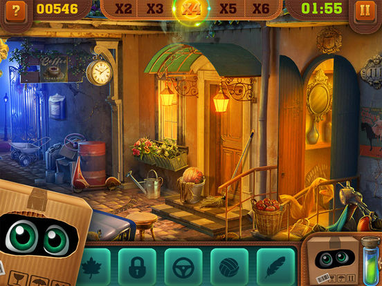 Boxie: Hidden Object Puzzle screenshot 9