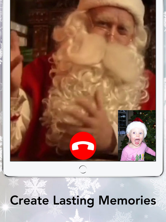 Video Call with Santa screenshot 4