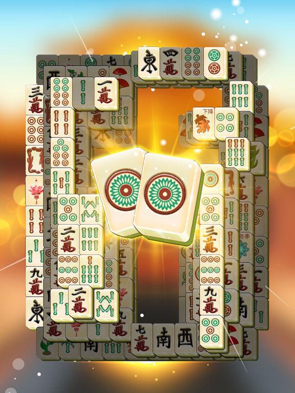 Majong Classic 3D - Mahjong Deluxe Pro screenshot 9