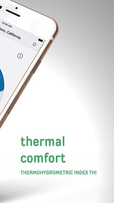 Thermo Hygrometer screenshot 2