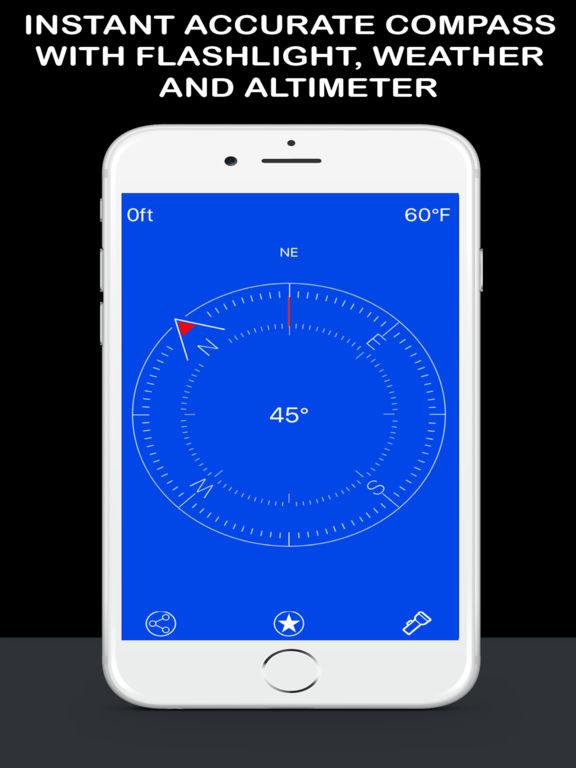 Compass Now PRO screenshot 2