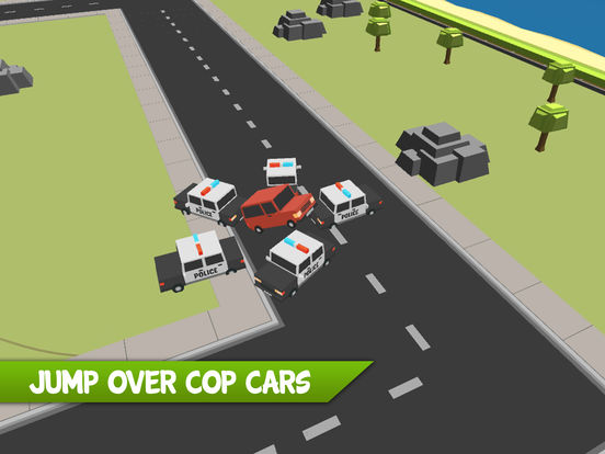 Police Offroad Escape Chase screenshot 10