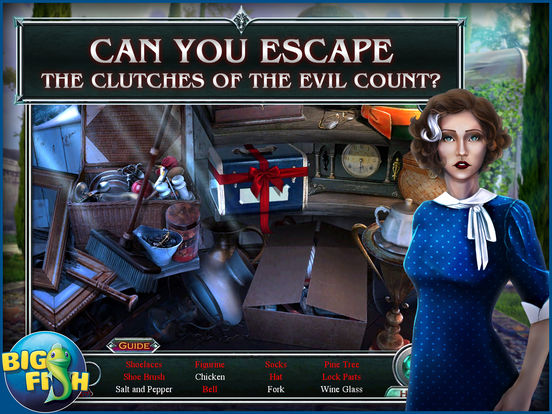 Vampire Legends: The Count of New Orleans (Full) screenshot 2