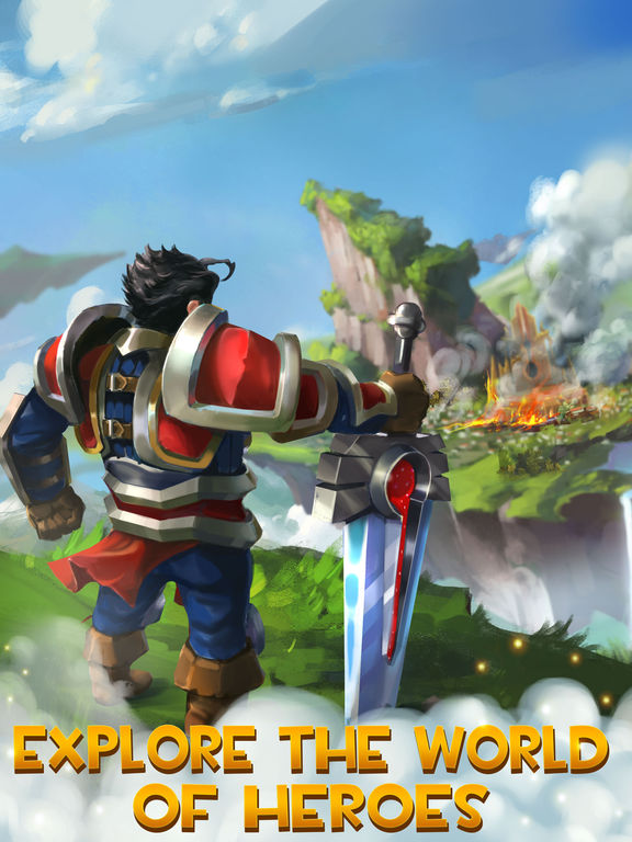 Hero Wars - Fantasy World screenshot 6