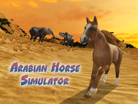 Arabian Horse Simulator screenshot 5