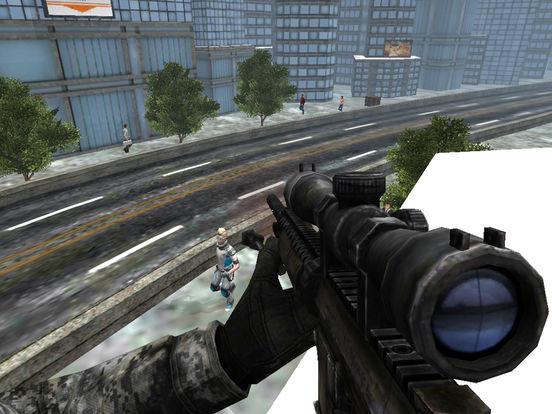 Counter SWAT Sniper Shooter Strike Games 3d screenshot 9