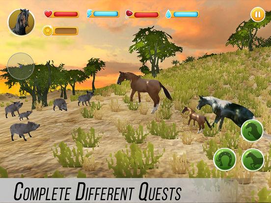 Arabian Horse Simulator Full screenshot 7