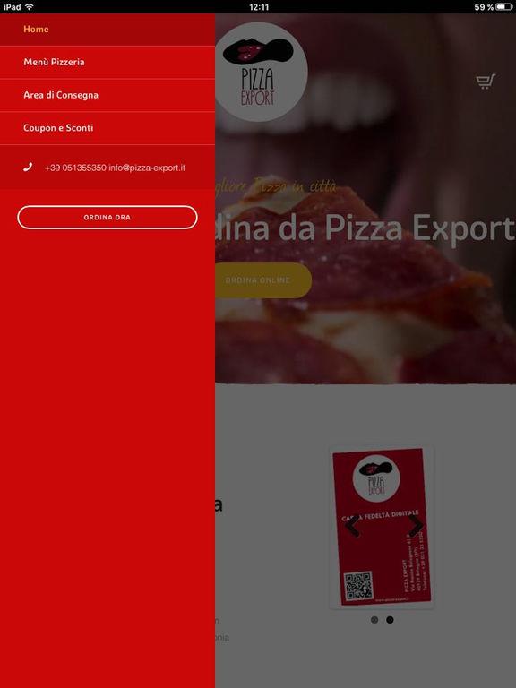 Pizza Export screenshot 5