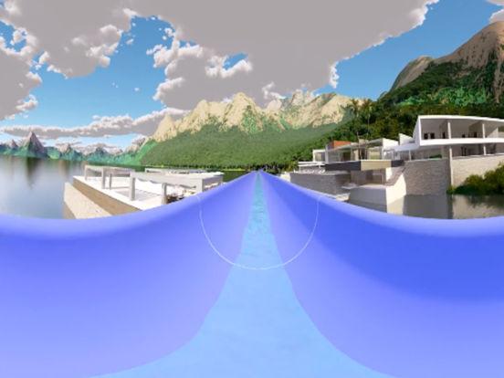 VR Waterslide Extreme - Water Park Stunt Edition screenshot 7