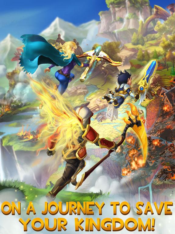 Hero Wars - Fantasy World screenshot 7