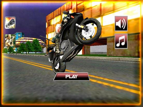 Fast Bike Gangster screenshot 6