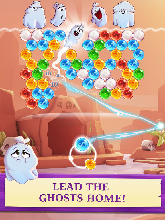 Bubble Witch 3 Saga screenshot #2